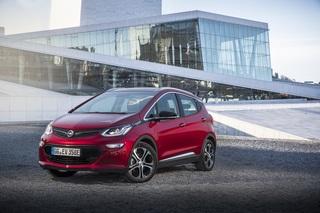 Fahrbericht: Opel Ampera-e - Freiheit für das Elektroauto