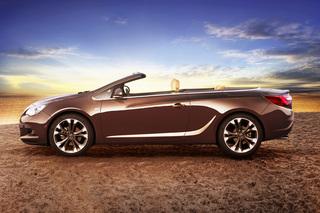 Opel Cascada - Eine Nummer größer