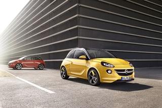 Opel Adam - Wie Gott ihn schuf