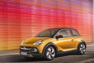 Opel Adam Rocks - Familienzuwachs mit Offroad-Schick