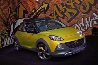 Opel Adam Rocks - Der kleine Unterschied