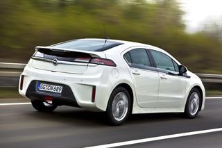 Opel Ampera - Stromer wird billiger