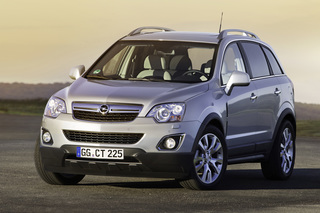 Opel Antara - Das Familien-SUV  (Kurzfassung)