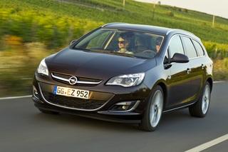 Opel Astra - Wachablösung beim Diesel