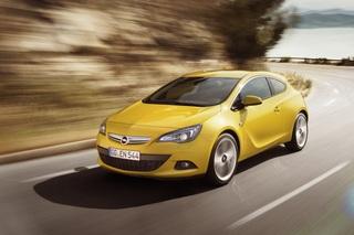 Opel Astra GTC - Weniger ist mehr