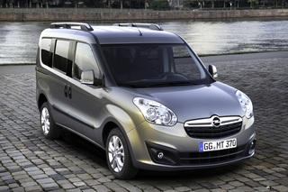 Opel Combo - Geräumiger Italiener aus Rüsselsheim