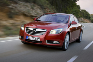 Opel Insignia - Spritsparversion mit Turbo-Benziner