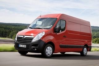 Opel Movano - Sparsamer und komfortabler