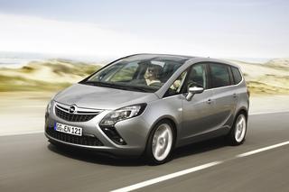 Opel Zafira Tourer - Großer Bruder für den Zafira