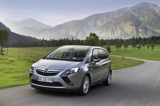Opel  Zafira Tourer 2.0 Biturbo - Kraft für die Familie (Vorabbericht)
