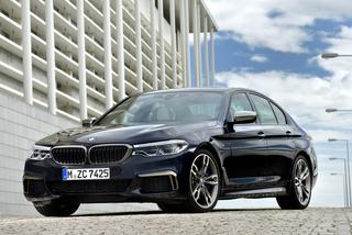 BMW M550i xDrive und 530e iPerformance - Ein starkes und ein sparsa...