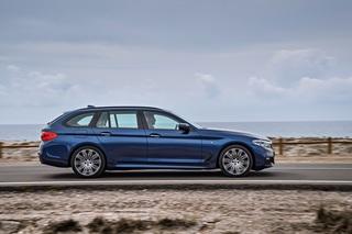 BMW 5er Touring - Münchner Reisefreiheit