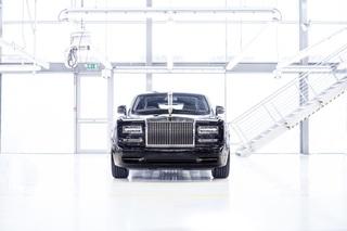 Letzter Rolls-Royce Phantom VII - Krönender Abschluss