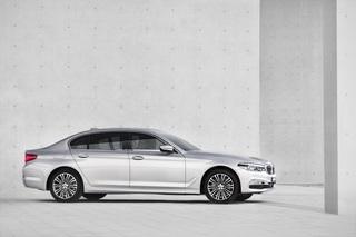 BMW 5er als Langversion  - Chauffeurs-Freuden