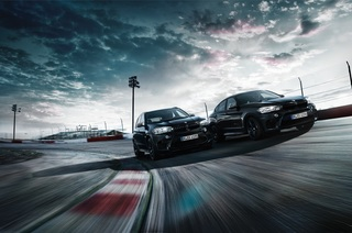 BMW X5M und X6M Black Fire - Schwarz und schnell