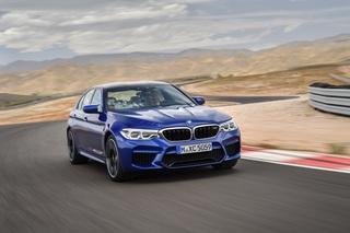 BMW M5  - Generation sechs ist da