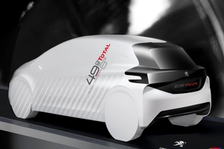Peugeot 208 Hybrid FE - Öko-Mini mit Le-Mans-Power