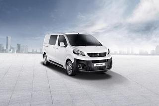 Peugeot Expert und Citroen Jumpy - Nun auch mit Doppelkabine