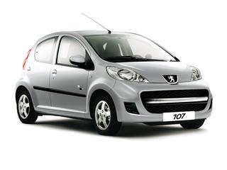 Peugeot 107 und 206+ - Sicherer und sauberer