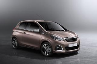 Peugeot 108  - Kampfpreis ohne Servolenkung