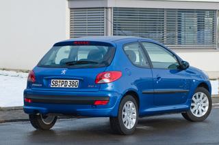 Peugeot 206+ Urban Move - Sondermodell mit Preisvorteil