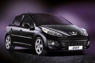 Peugeot 207 - Sondermodell zum Abschied