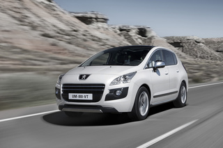 Peugeot 3008 Hybrid4 - Nagelprobe (Vorabbericht)