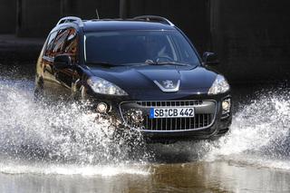 Peugeot 4007: Sauberes SUV