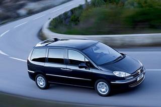 Peugeot 807 - Mehr Ausstattung, gleicher Preis