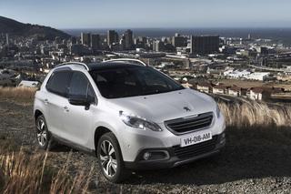 Peugeot 2008 - Kurz in die Nische