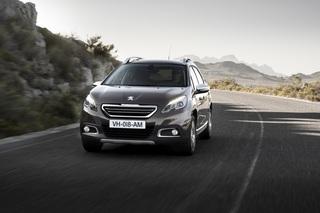 Peugeot 2008 Business Line -   Komfortabel auf Dienstfahrt