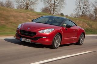 Peugeot RCZ - Exklusivität kostenlos