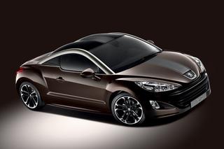 Peugeot RCZ Brownstone - Braun und edel
