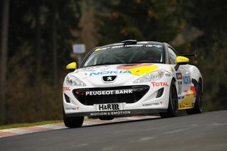Peugeot RCZ Racing Cup - Paket für mehr Leistung auf der Rennstrecke