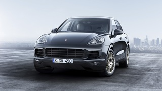 Porsche Cayenne Sondermodell Platinum - Edel sei mein SUV