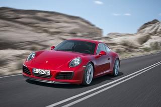 Porsche 911  - Umstyling im Motorraum