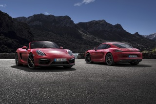 Porsche Cayman GTS - Noch ein bisschen mehr als genug (Kurzfassung)
