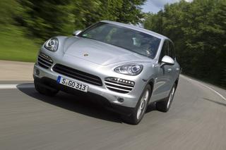 Porsche Cayenne - Mehr Schärfe
