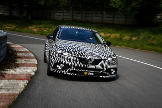 Renault Mégane R.S.        - Party für Puristen