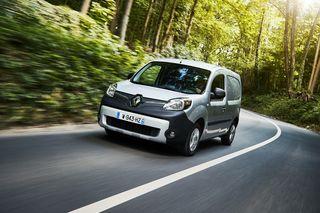 Renault Kangoo Z.E. - Akku wird größer und kaufbar