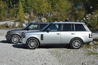 Range Rover TDV8 - Neuer Diesel für die Oberklasse (Kurzfassung)
