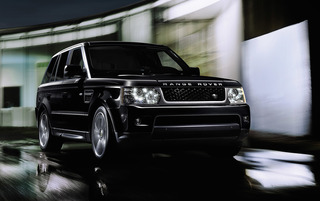 Range Rover Sport Fashion - Gestyltes Sondermodell