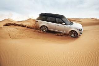 Neue Range Rover-Generation - Noblesse mit Leichtigkeit