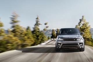 Range Rover Sport - Das kostet der Geländewagen auf Speed