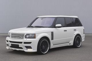 Range Rover Supercharged Haman - Prolliger Brite