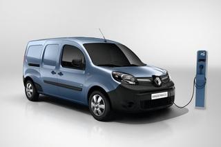 Renault Kangoo Z.E. - Reichweiten-Upgrade
