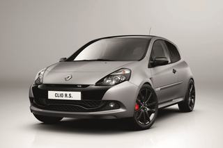 Renault Clio R.S. Sondermodell - Für sportliche Leser
