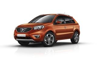 Facelift Renault Koleos - Ein Nachzügler legt nach