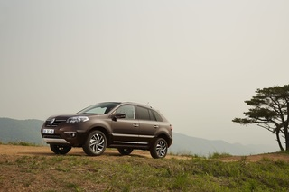 Renault Koleos Facelift - Das dritte Gesicht