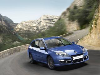Renault Laguna - Mit neuem Gesicht nach Paris